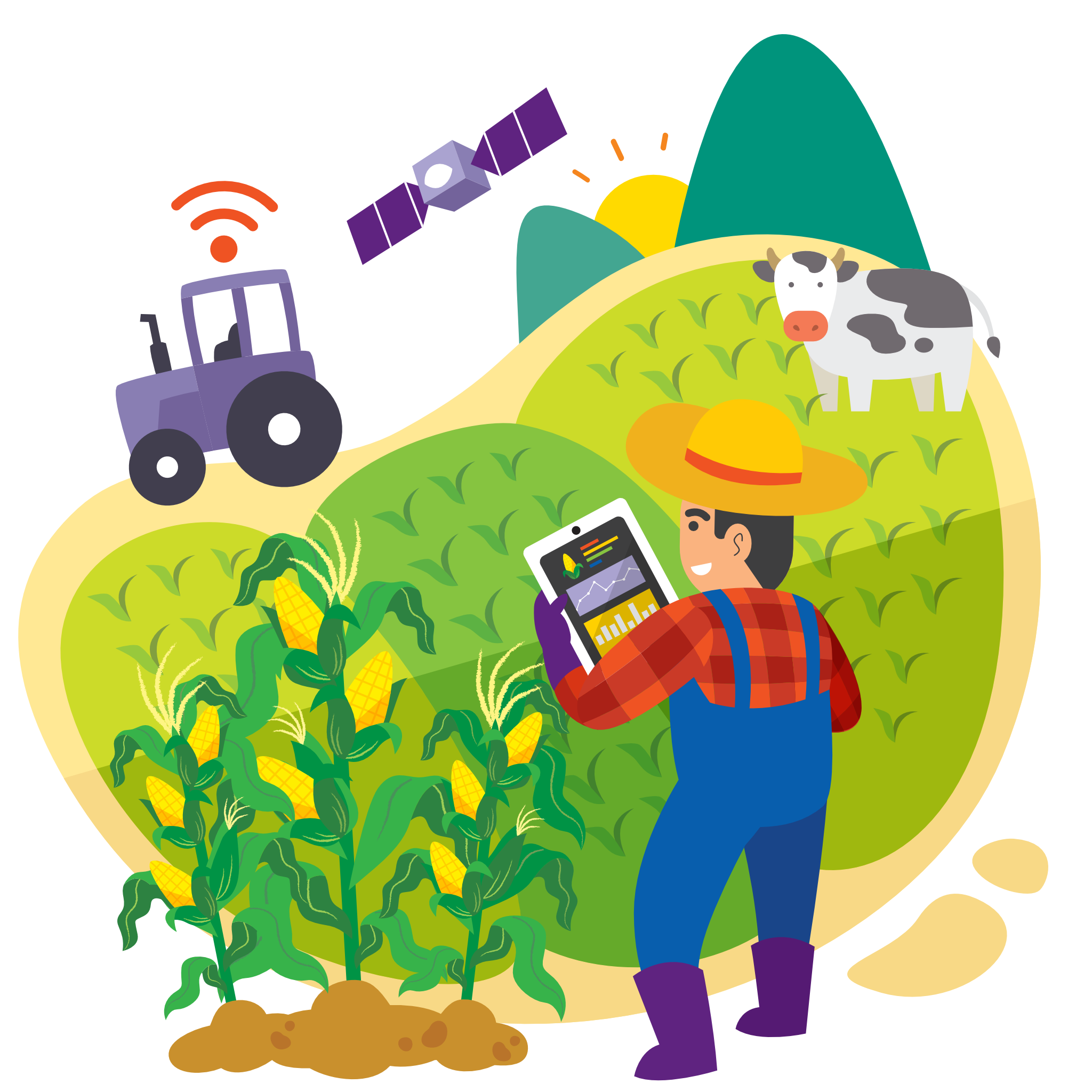 Precision Farming with Tanibox